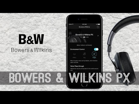 Как настроить Bowers Wilkins PX | Подробная инструкция к наушникам