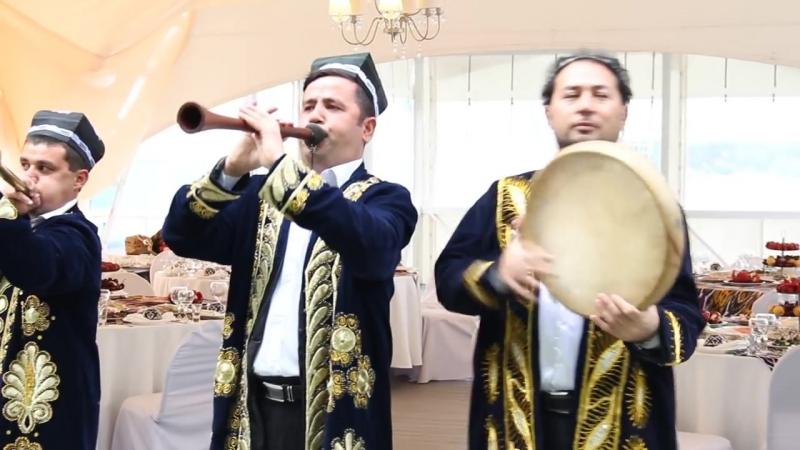 Карнай-Сурнай в Москве 7-966-387-25-00 ансамбль Бахор www.bahordance.ru
