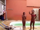 Desafio da piscina-Ft Ju YouTube (1)