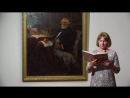 Директор Дома-музея И.С. Тургенева на Остоженке Елена Полянская в проекте читаемтургенева
