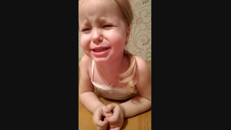 Девочка хочет замуж за ПАПУ