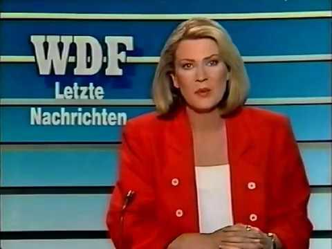 WDR Sendeschluss Di 28 7 1987