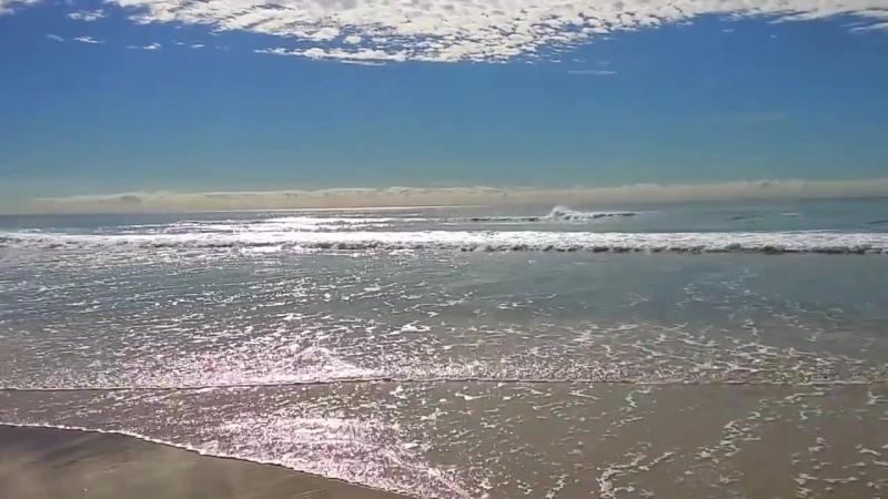 ЗВУКИ Тихого Океана ШУМ Прибоя КРАСОТА Водной Стихии Australia Pacific Ocean
