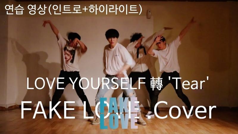 방탄소년단(BTS) - LOVE YOURSELF 轉 'Tear' FAKE LOVE 안무 연습 영상ㅣ커버 댄스ㅣCover danceㅣPMPㅣ디모모ᕘ » Freewka.com - Смотреть онлайн в хорощем качестве