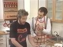 Владислав Листьев в программе Смак с Андреем Макаревичем 1994 год