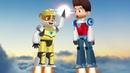ЩЕНЯЧИЙ ПАТРУЛЬ Железный человек Ра́йдер и робот Крепы́ш Высокоскоростной поезд из Оползня