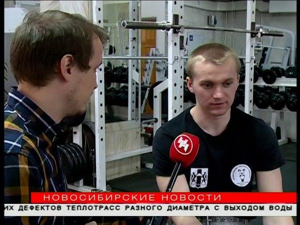 Народный герой Евгений Бутенко: 23-летний рекордсмен по гиревому спорту