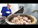 WOWWW EXTREME 500 KG Lamb TUB INSANE Street Food in China   Going DEEP for Chinese Street Food!