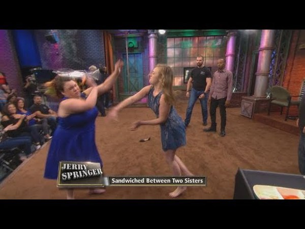 Fight Turn Messy (The Jerry Springer Show)