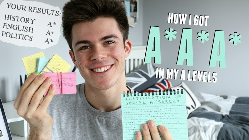10 Things I Did to Get A*A*A* in my A Levels (A* Revision Tips and Techniques 2018) | Jack Edwards