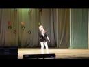 Никита Бурак МЭИ Солнышко (Бобруйск) отчетный концерт 2016