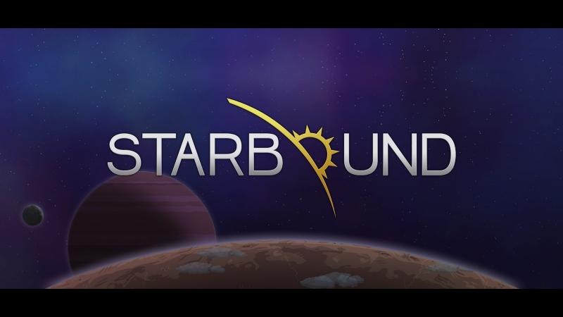 Starbound: chillin'