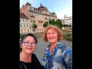 Курортный городок Марианские Лазни Чехия