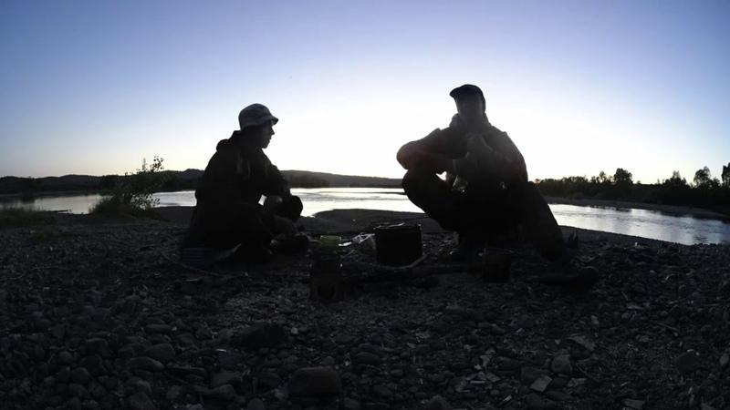 Вело-водный поход Кемерово-Новокузнецк-Кемерово - 8 мгновений июля