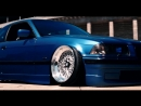 Camber. Cars 03/20 BMW e36 Coupe / BBS e50 / Airlift