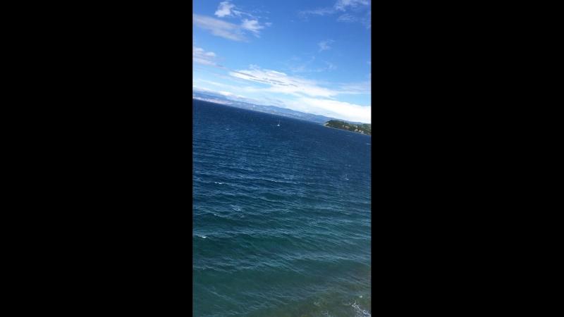 Г Пиран, Адриатическое море
