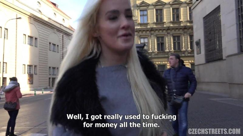 CzechStreets 109 [New Porn 2018]