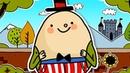 Humpty Dumpty   Nursery rhyme for kids