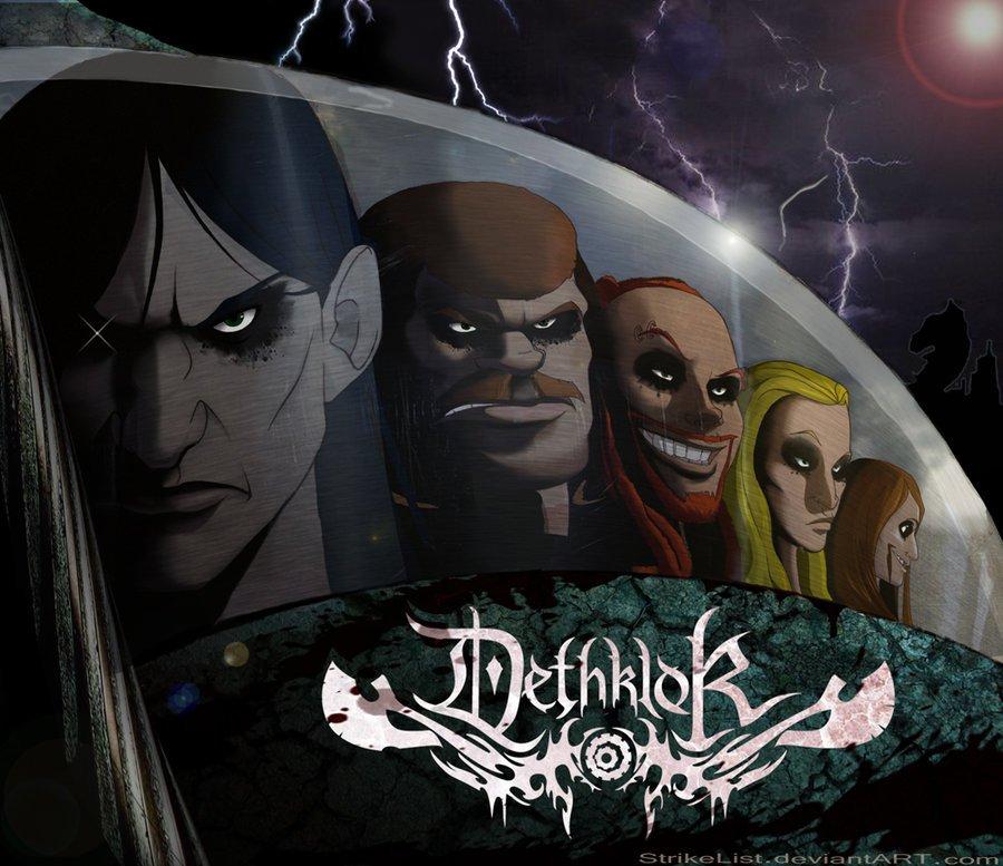 Dethklok - Guitar Hero II (Game Soundtrack)