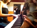 TOM WAITS Jockey Full of Bourbon Piano Cover 2014