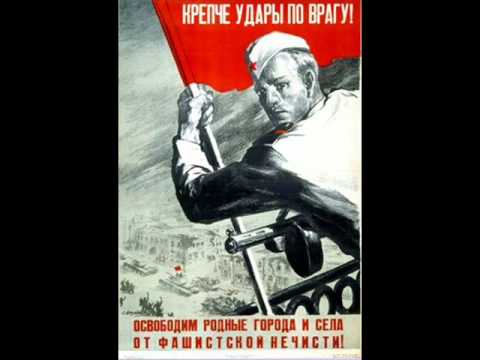 ★Coro dell'Armata Rossa (Песня партизан - Canto dei partigiani)★