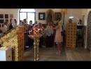 12.07.18. Божественная литургия с участием Любительского хора.
