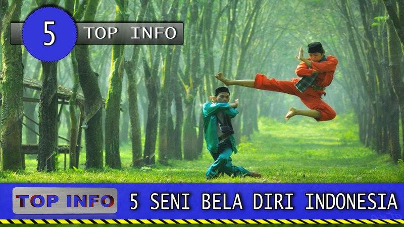5 Seni Bela Diri Asli Indonesia Dan Terbaik Di Indonesia