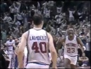 Bill Laimbeer Ties NBA Finals 3-Pt. Record with Last Second Overtime Bomb