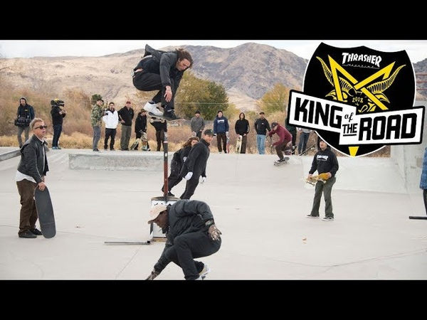 King of the Road Season 3 Best of Evan Smith, Day 1
