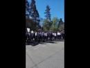 08 05 18 Черкизовская СОШ митинг поселок Черкизово