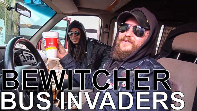 Bewitcher - BUS INVADERS Ep. 1280