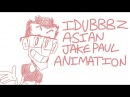Idubbbz Asian Jake Paul Remix Animation