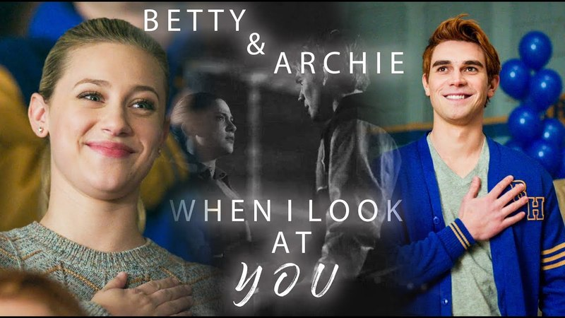 Betty Archie When I Look At You 2x22