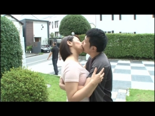 Haruna Hana - This Mother And Son Will Start Fucking 2 Seconds After Daddy Leaves The House