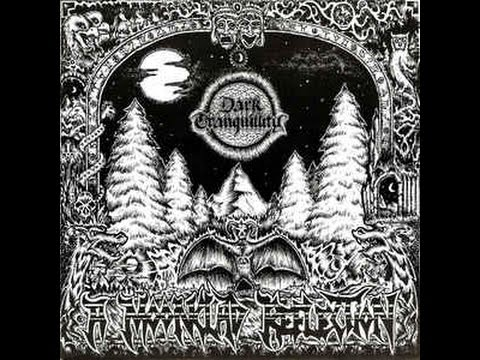 DARK TRANQUILLITY - 1992 A Moonclad Reflection Sweden (FULL 7Ep) METALLICOSICK