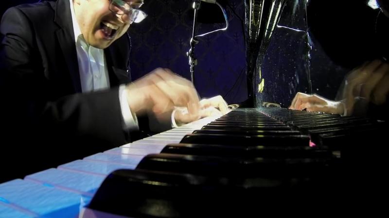 Руслан Агабабаев - Концерт в Нью-Йорке (2016) Бакинский джаZZ