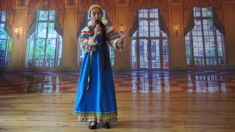 Нарыкова Анна