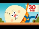 Humpty Dumpty | More Kids Songs | Super Simple Songs