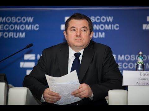 Сергей Глазьев. Центробанк забрал все деньги из экономики. О саботаже чиновников и росте экономики