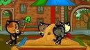 Развивающие и обучающие мультики: Три котенка 🐱 Дело с честью завершить - теремок песенки для детей