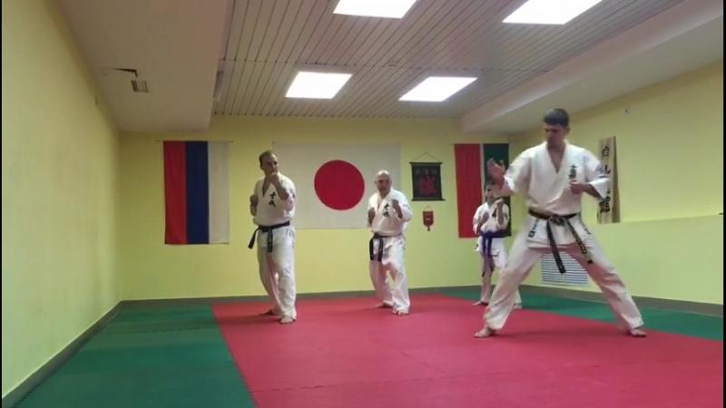 Spring Kyu Test (International Shikon Organization) 16.05.2018 Part-24