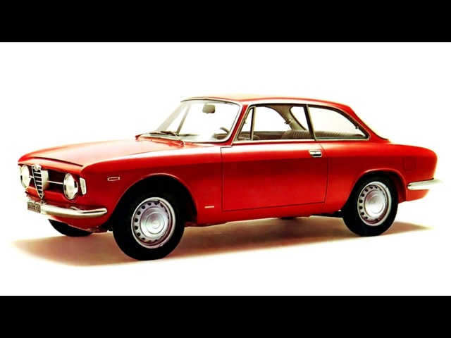 Alfa Romeo Giulia GT 1300 Junior 105 '1966–68