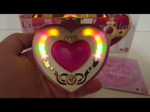 Proplica Cosmic Heart Cristallo del Cuore Sailor Moon Bandai