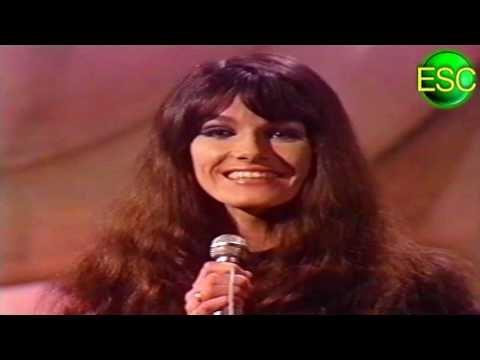ESC 1971 14 - Netherlands - Saskia Serge - Tijd