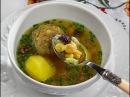 Бозбаш с Шах-Гусейном, азербайджанские классические супы от Сталика.