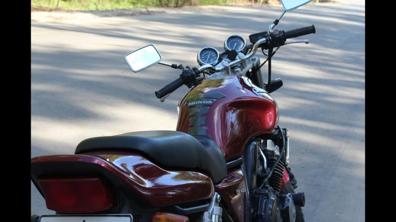 Honda CB 400 SF продаётся