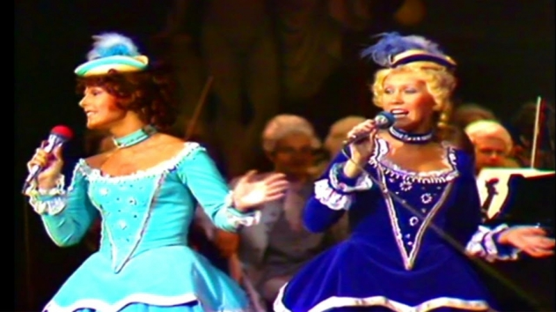 ABBA - Dancing Queen (1976) HQV