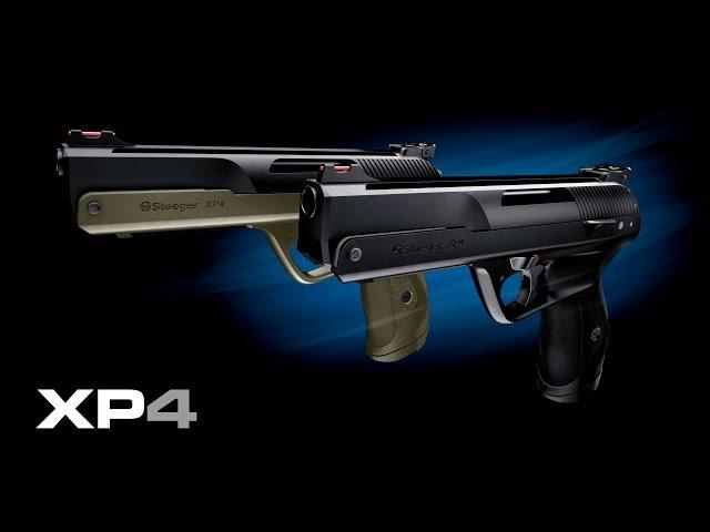 Stoeger AIRGUNS New XP4 Air-Pistol - 2017