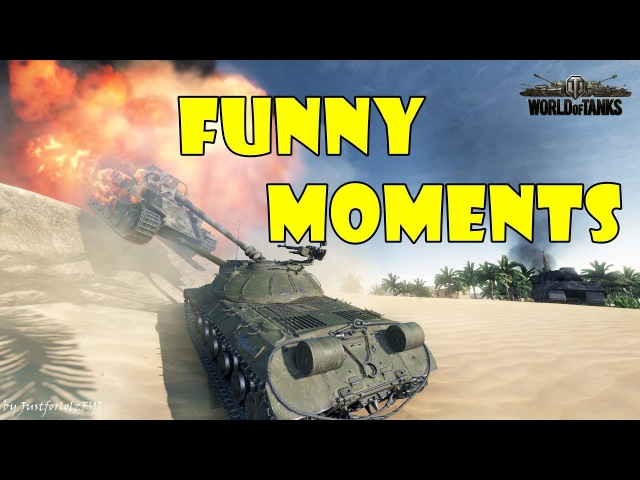 World of Tanks Funny Moments Week 4 January 2018