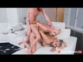 Athena Palomino, Emma Hix & Lucas Frost [HD 1080, All Sex, Threesome, Teen, Big Tits, Small Tits, Blonde, Cumshot]